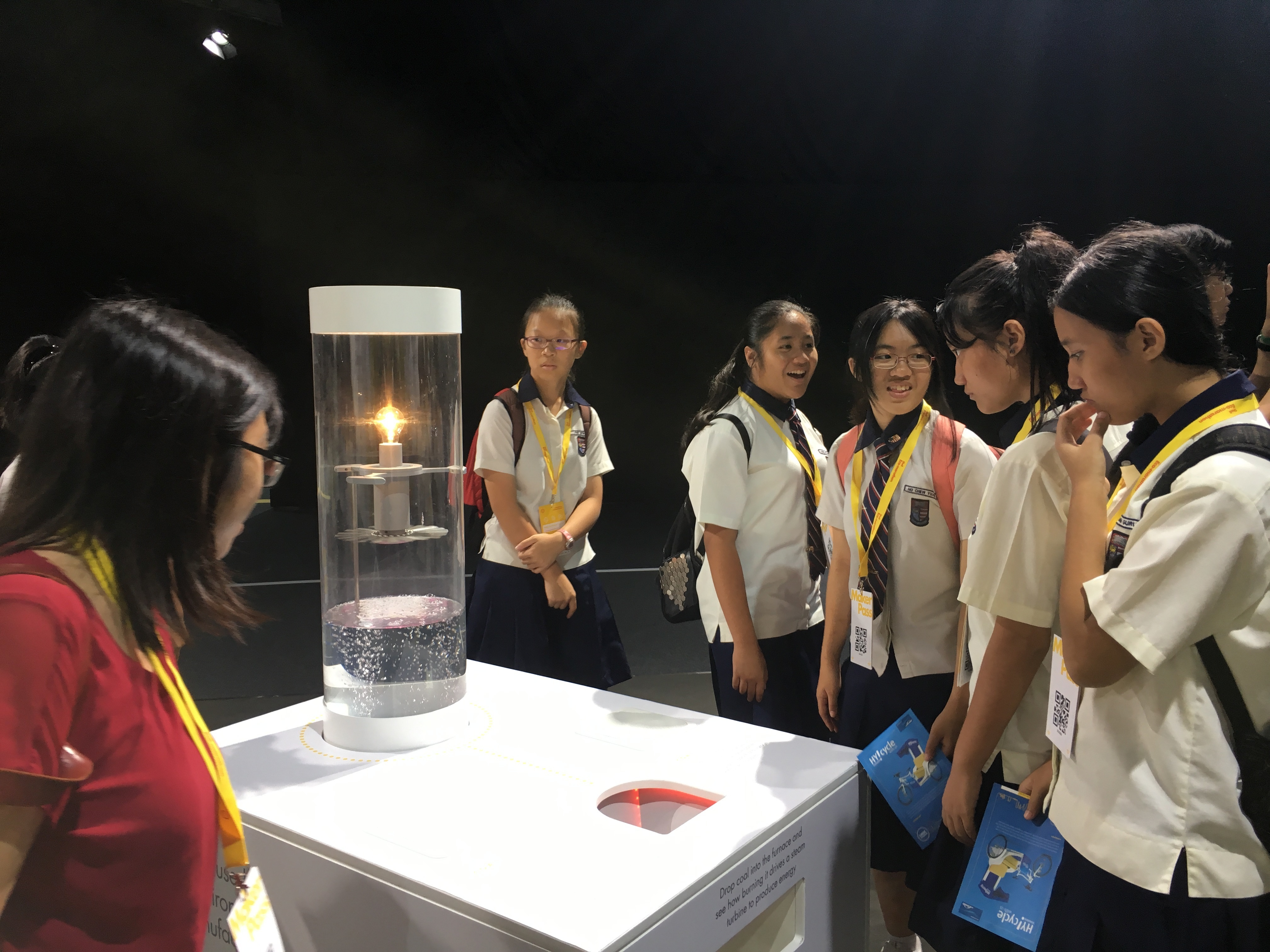 Exploring Make the Future Exhibition by SHELL.JPG